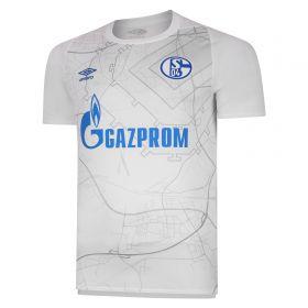 FC Schalke 04 Away Jersey 20-21 - Short Sleeve - Junior