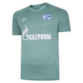 FC Schalke 04 Third Jersey 20-21 - Short Sleeve - Junior
