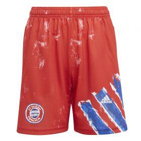FC Bayern HRFC Shorts - Kids