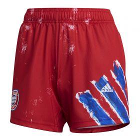 FC Bayern HRFC Shorts - Womens