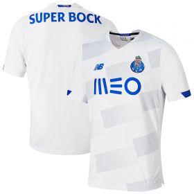 FC PORTO 3rd SS Jersey 20-21