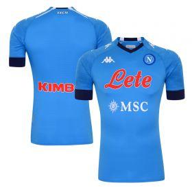 SSC Napoli Pro Home Shirt 2020-21