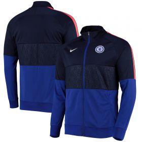 Chelsea I96 Anthem Track Jacket - Dark Blue