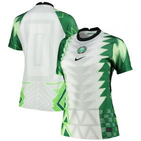 Nigeria Home Stadium Shirt 2020-21 - Womens
