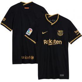 Barcelona Away Stadium Shirt 2020-21 - Womens