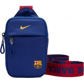 Barcelona Stadium Cross Body Bag - Blue