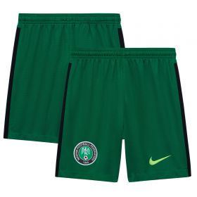 Nigeria Home Stadium Shorts 2020-21 - Kids
