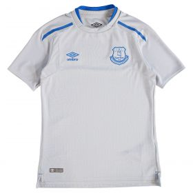 Everton Away Shirt 2017/18 - Junior