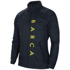 Barcelona Nike Lite Jacket - Mens