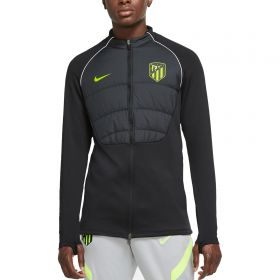 Atlético de Madrid Padded Strike Jacket - Black