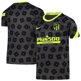 Atlético de Madrid Training Top - Black - Kids