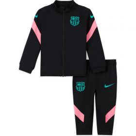 Barcelona Strike Tracksuit - Black - Infant