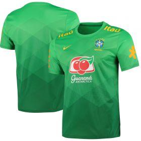Brazil Breathe Training Top - Green
