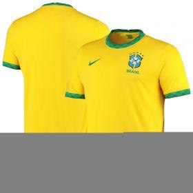 Brazil Home Stadium Shirt