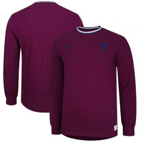 England Rugby Heritage Long Sleeve Top