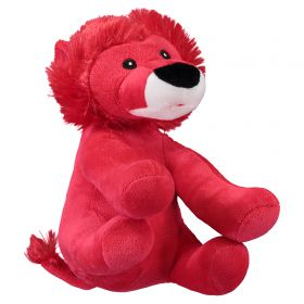 England Seated Lion Soft Toy