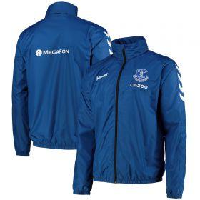 Everton Matchday Lightweight Jacket - True Blue