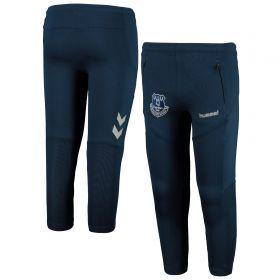 Everton Matchday Pant - Blue - Kids