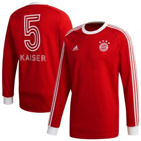 FC Bayern Icons Top - Red