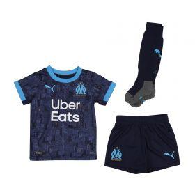 Olympique de Marseille Away Minikit 2020-21