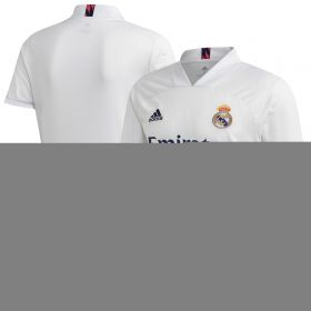 Real Madrid Home Shirt 2020-21