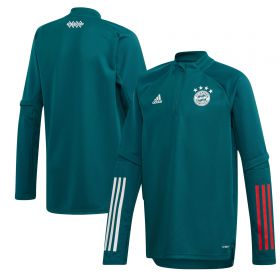 FC Bayern Training Top - Green - Kids
