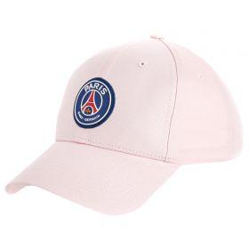 Paris Saint-Germain ESSENTIEL Crest Cap - Red - Mens