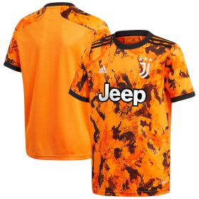 Juventus Third Shirt 2020-21 - Kids