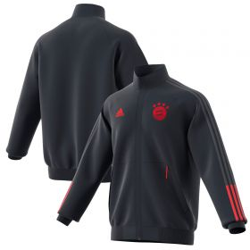 FC Bayern Anthem Jacket - Grey