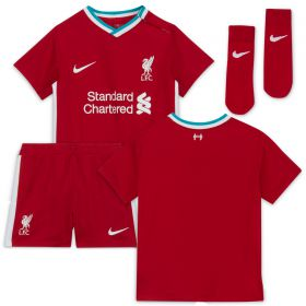 Liverpool Home Stadium Kit 2020-21 - Infants