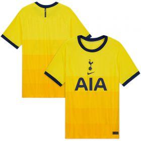 Tottenham Hotspur Third Vapor Match Shirt 2020-21