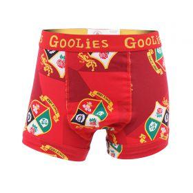 British & Irish Lions Goolies Kids Boxer Shorts