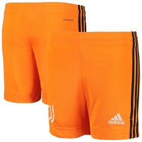 Juventus Third Shorts 2020-21 - Kids