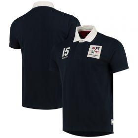 British & Irish Lions Hackett London Short Sleeve Rugby