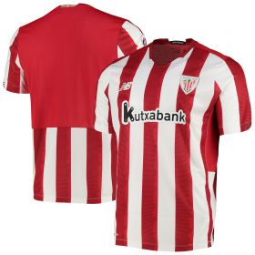 Athletic Bilbao Home SS Jersey 20-21