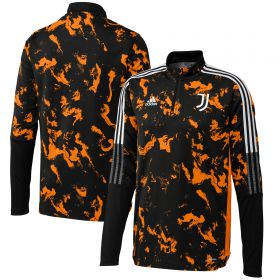 Juventus All Over Print Track Top
