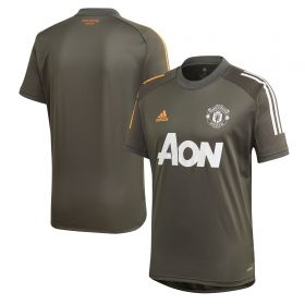 Manchester United Training Jersey - Green
