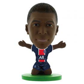 Paris Saint-Germain Kylian Mbappe - SoccerStarz - Home Kit 2021