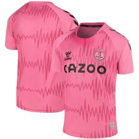 Everton Away Goalkeeper Shirt 2020-21 - Kids