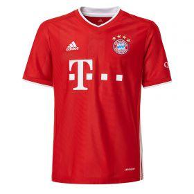 FC Bayern Home Shirt 2020-21 - Kids