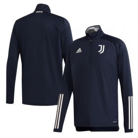 Juventus Training Warm Top - Navy