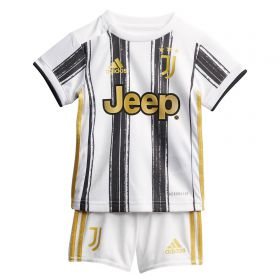 Juventus Home Baby Kit 2020-21