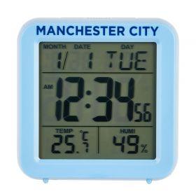 Manchester City Digital Alarm Clock