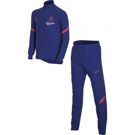 Barcelona Strike Tracksuit - Royal Blue - Kids