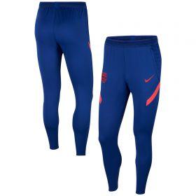 Barcelona Strike Pants - Royal Blue