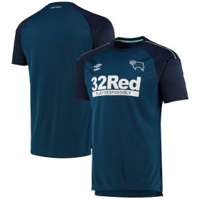 Derby County Away Jersey 2020-21