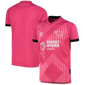 Derby County Third Jersey 2020-21 - Junior