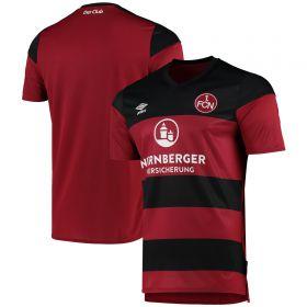FC Nurnberg Home Jersey 2020-21