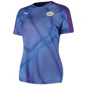 Manchester City Stadium Jersey - Purple - Womens