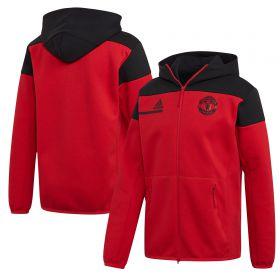 Manchester United ZNE Jacket - Red
